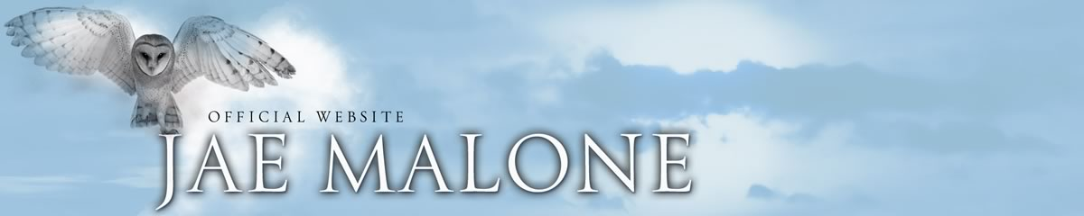 Jae Malone, author, official website
