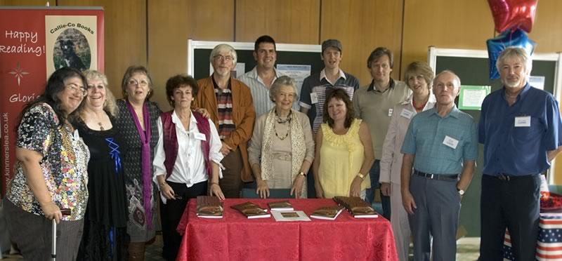 Members of New Writers UK