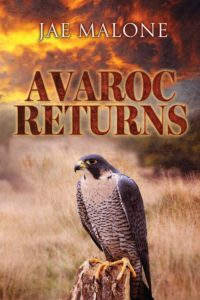 book cover: Avaroc Returns, 4th in the Winterne Series by Jae Malone